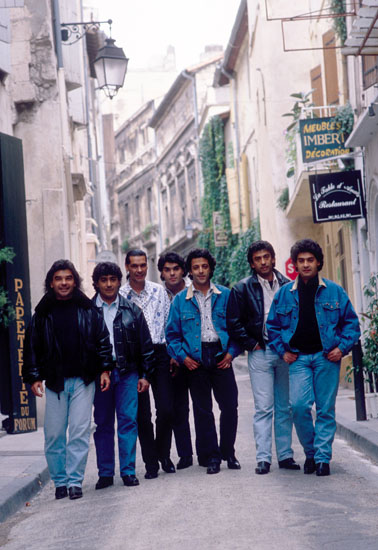 <h2>Gipsy Kings, Musik</h2><div id='trenner'></div>Musikgruppe, Arles, Frankreich <div id='trenner'></div> <div id='tags'>Schlagworte: <a href='/gipsy_kings' rel='tag' title='' class='active'>Gipsy Kings</a></div>